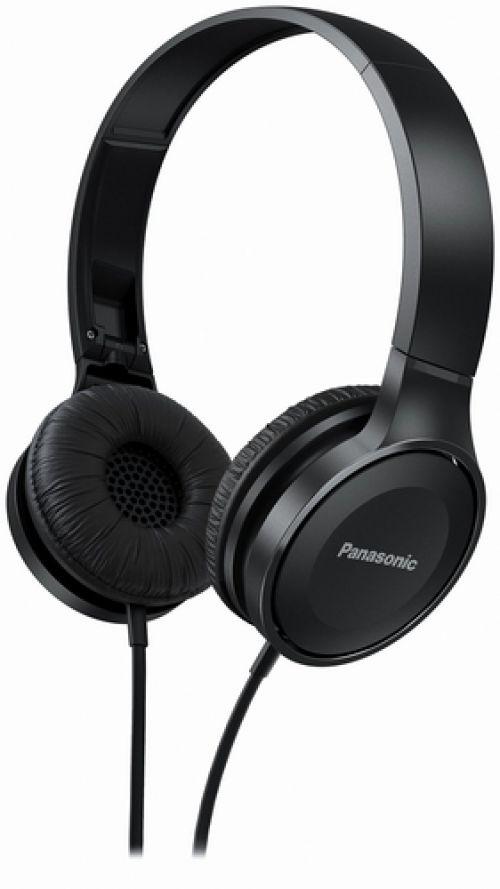 Auscultadores Panasonic RP-HF100ME-K black