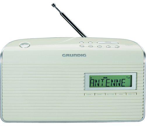 Comprar  - Radio Grundig Music 7000 DAB+ Branco/Silver