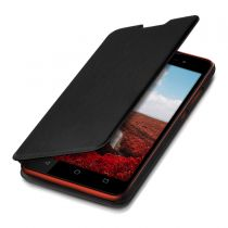 Buy Accessories Wiko - Flip Cover Wiko lenny 2 Black