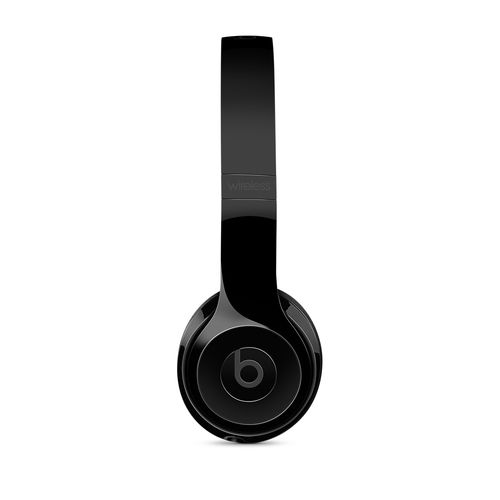 Auscultadores Beats Solo3 Wireless glossy black