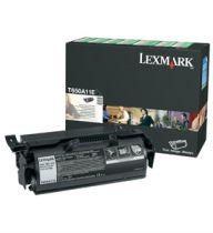 Toner stampanti Lexmark - LEXMARK TONER Nero 7K C/RET T650/652