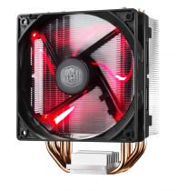 Coolers - CM COOLER HYPER 212 PWM INTEL & AMD RED LED