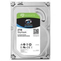 achat Disque dur interne - Seagate HDD 2TB SkyHawk Surveillance 3.5´´ SATA 6
