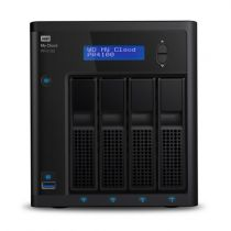 Hard disk esterni - Western Digital My Cloud PR4100 0TB EMEA