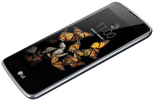 Smartphone LG K8 Dual Sim 8GB LTE K350K Preto Azul