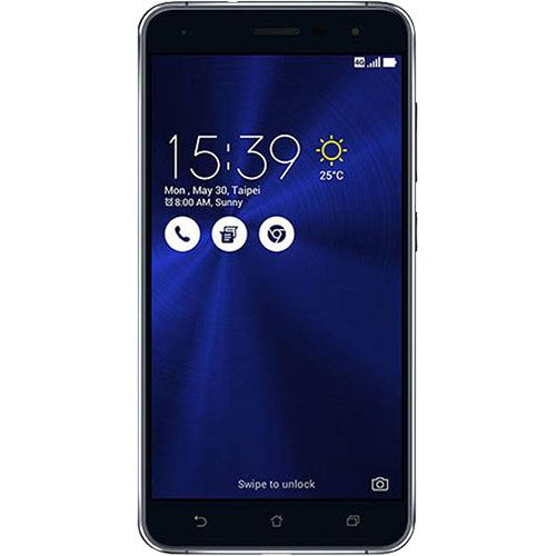 Smartphone Asus Zenfone 3 Dual Sim 32GB LTE 4G Preto