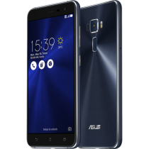 Revenda Smartphones Asus - Smartphone Asus Zenfone 3 Dual Sim 32GB LTE 4G Preto
