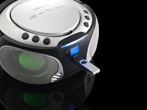 Radio CD Lenco SCD-550