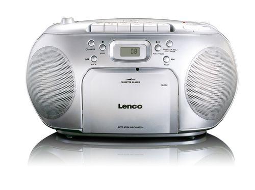 Comprar  - Radio CD Lenco SCD-420 silver