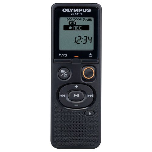 Comprar  - Dictafone Olympus VN-541PC 4GB black