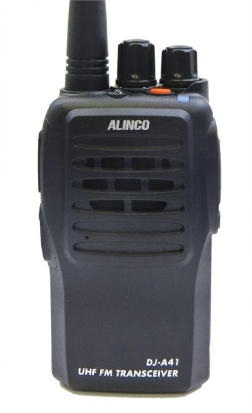 Comprar  - Rádio portátil UHF profissional ALINCO DJ-A41E (400-470MHz)