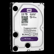 Comprar Acessórios CCTV - Western Digital Disco duro 2 TB Intérfase SATA 6 GB/s Modelo WD20PURX