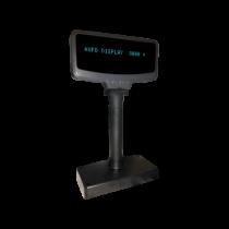POS di visualizzazione - Sitten VFD8000 - Visor de Cliente VFD, RS232. Nero
