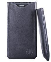 achat Accéssoires Huawei - Etui Cuir JT Berlin SlimFit  Huawei P9 Lite Noir 10085