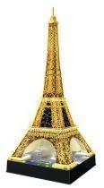 achat Jouet d' Extérieur - Ravensburger 3D Puzzle-Bauwerke Eiffelturm bei Nacht