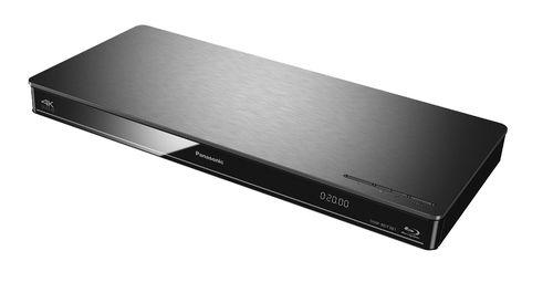 Leitor Blu-ray Panasonic DMP-BDT385EG silver
