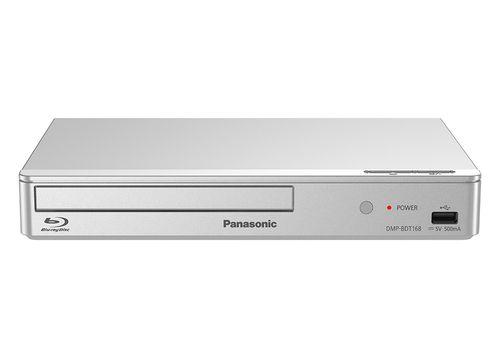 Comprar  - Leitor Blu-ray Panasonic DMP-BDT168EG silver