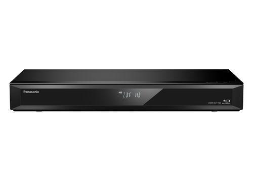 Leitor Gravador Blu-ray Panasonic DMR-BCT760EG black