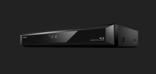 Leitor Gravador Blu-ray Panasonic DMR-BST760EG black