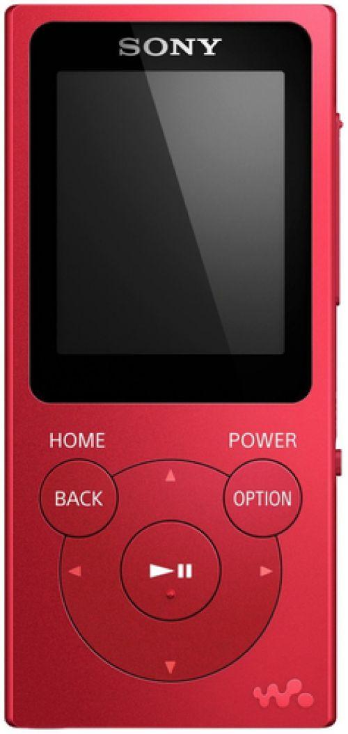 Comprar  - Walkman Sony NW-E394R 8GB red