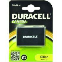 Batterie per Nikon - Batteria Duracell Li-Ion Batteria 1100 mAh per Nikon EN-EL14