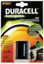 Batterie per Sony - Batteria Duracell Li-Ion Batteria 1640 mAh per Sony NP-FV70