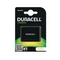 Batterie per Fuji - Batteria Duracell Li-Ion Batteria 1000 mAh per Fujifilm NP-W