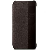 Accessori Huawei P10 / P10 Plus - Custodie Huawei P10 View Flip Cover Dark Grey  51991886