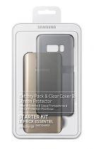 Accessori Samsung Galaxy S8 Plus - Starter Kit 1 Samsung Galaxy S8 Plus EB-WG95EBBEGWW