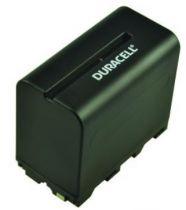 Batterie per Sony - Batteria Duracell Li-Ion Batteria 7800 mah per Sony NP-F970