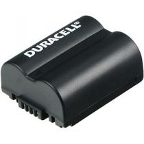 Batterie per Panasonic - Batteria Duracell Li-Ion Batteria 750 mah per Panasonic CGA-