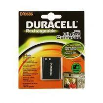 Batterie per Olympus - Batteria Duracell Li-Ion Batteria 770 mah per Olympus LI-50B