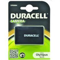 Revenda Bateria para Olympus - Bateria Duracell Li-Ion Bateria 1050 mAh para BLS-5