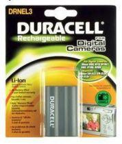 Batterie per Nikon - Batteria Duracell Li-Ion Batteria 1600 mAh per Nikon EN-EL3