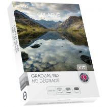Filtro Cokin - Filtro Cokin U300-02 Gradual ND Kit + 3 Filters
