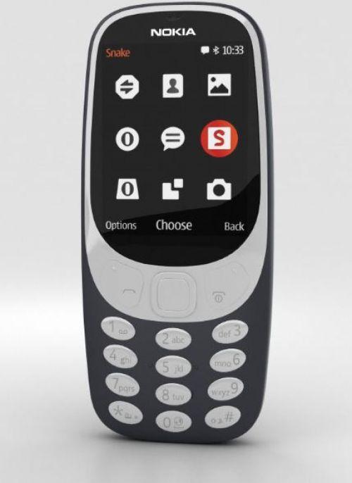 Comprar  - Nokia 3310 Dark Azul