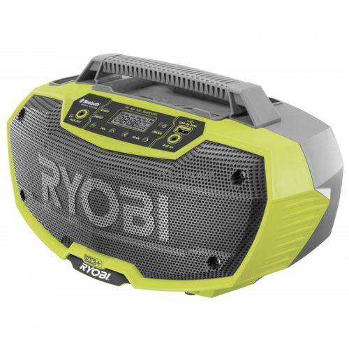Comprar  - Radio Ryobi R18RH-0 sem-fios Stereo Radio