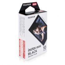 Pellicole istantanee - Fujifilm Instax Film Mini Nero frame