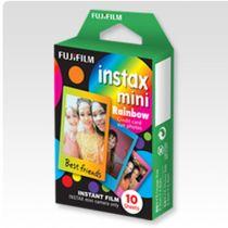 Pellicole istantanee - Fujifilm Instax Film Mini Rainbox