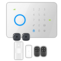 Buy Domestic alarm kit - Home Alarm Kit Chuango G5PLUS GSM - Coditek USA