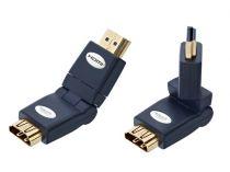 Comprar Cabos e Adaptadores - in-akustik  Premium HDMI Angle Adaptador 360º