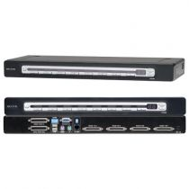 KVM - BELKIN PRO3 16-PORT KVM SWITCH PS2 & USB IN/O