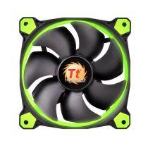Coolers - Thermaltake Radiator Fan Riing 12 LED Green / SET of 3