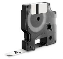 Accessori Stampanti - Dymo D1 12mm Black/White labels 45013