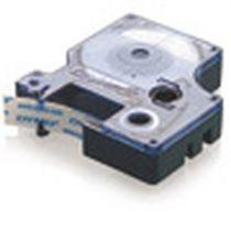 Accessori Stampanti - Dymo D1 12mm Black/Red  labels 45017