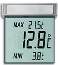 achat Thermomètres / Baromètre - TFA 30.1025 Digit Window Thermometer