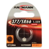 achat Pile - Ansmann 377 Argentoxid SR66