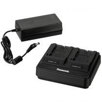 Caricabatterie Panasonic - Caricabatteria Panasonic AG-BRD50EC Charger per VBR-Series
