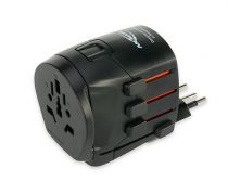 Comprar Adaptadores para Red - Ansmann All in One 3 Universal travel adapter