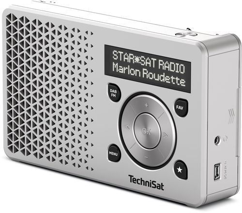 Radio Technisat DigitRadio 1 silver